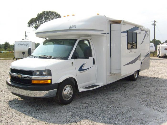 Recreational Vehicles Class B Motorhomes 2007 Safari