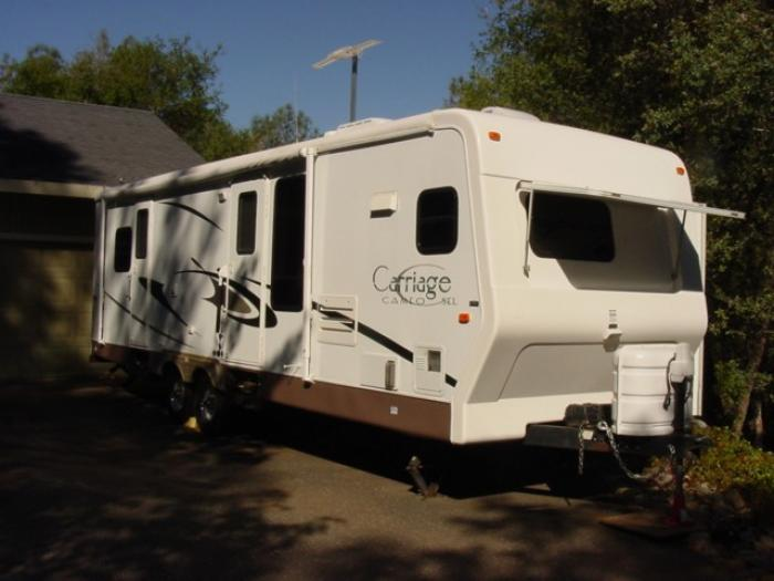 Cameo Travel Trailer