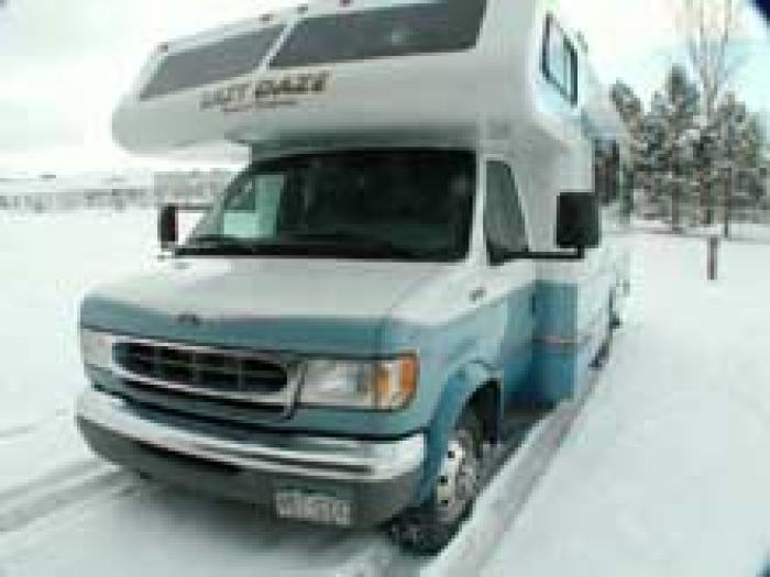 THIS ITEM HAS BEEN SOLD...Recreational Vehicles Class C