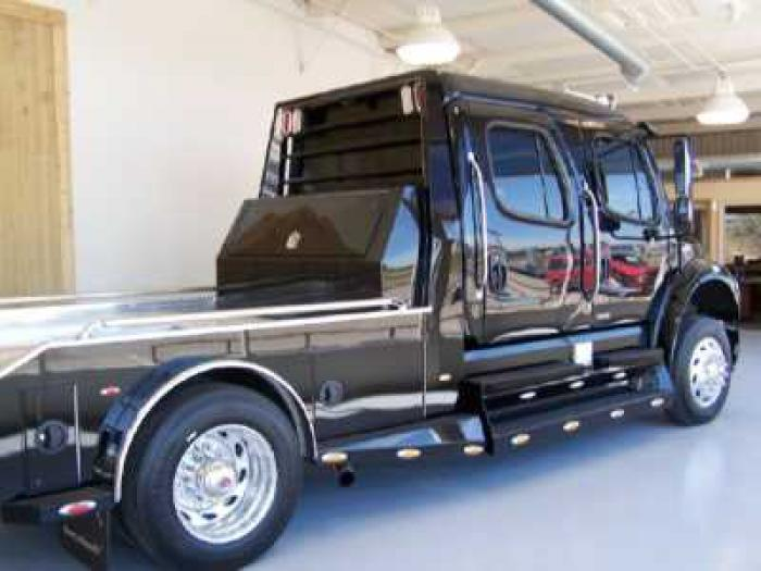 Toters And Trucks 2007 Sportchassis Rha114 Located In Fort