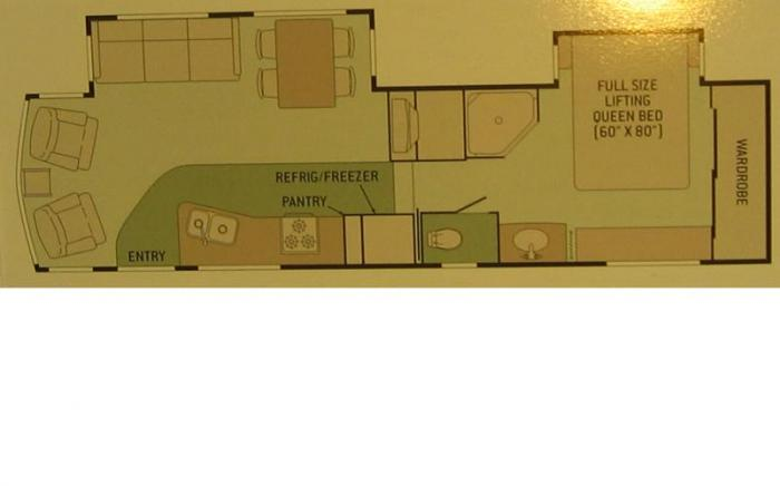 Augusta Rv Floor Plans: THIS ITEM HAS BEEN SOLD...Recreational Vehicles Fifth