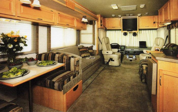 Recreational Vehicles Class A Motorhomes 2002 Fleetwood