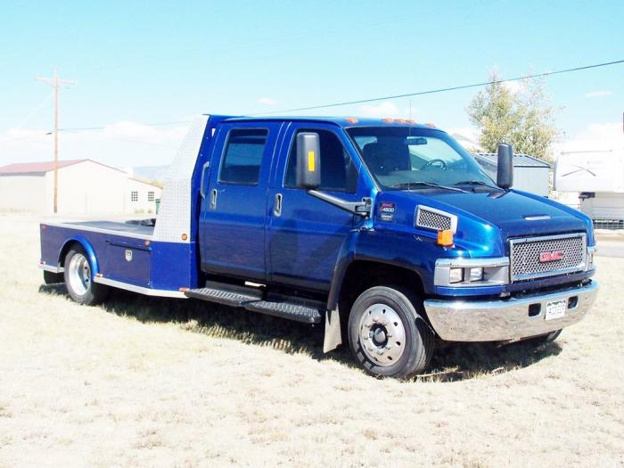 This Item Has Been Sold Toters And Trucks 2004 Gmc 4500