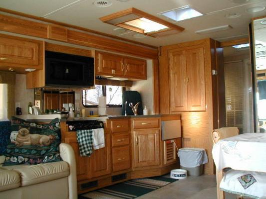 Recreational Vehicles Diesel Pushers 2005 Holiday Rambler