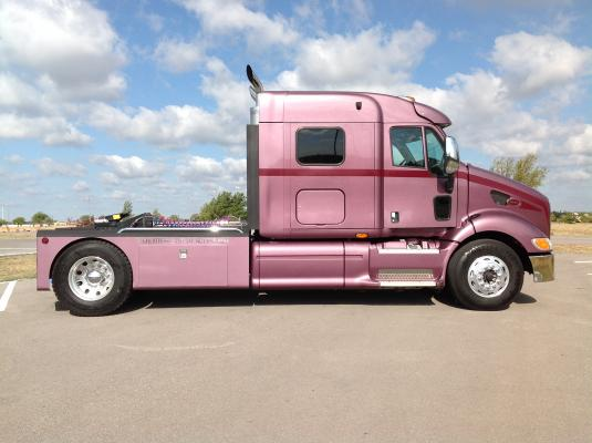 This Item Has Been Sold Toters And Trucks 2004 Peterbilt
