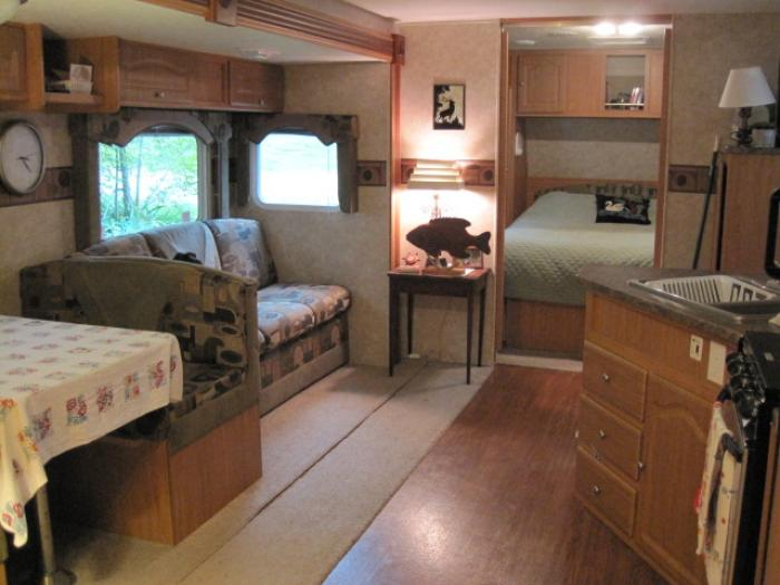 Recreational Vehicles Travel Trailers 2008 Forest River