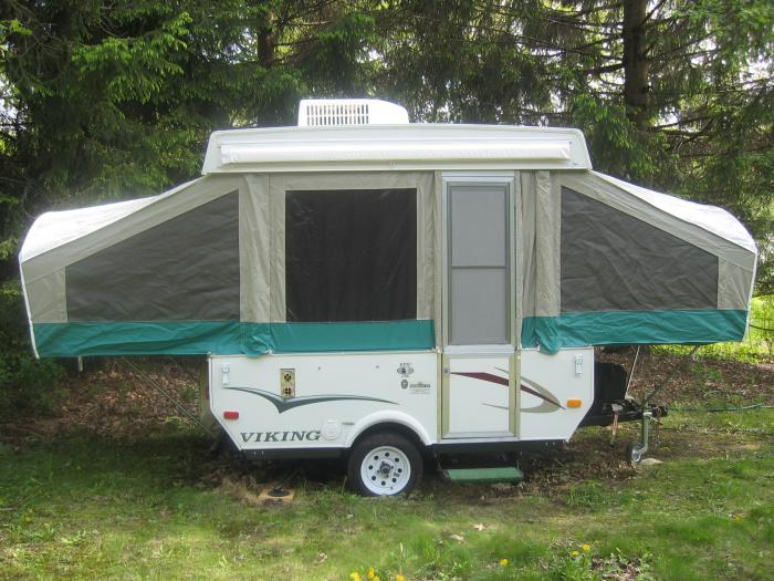 2008 ... & Tent Trailers For Sale Page 1 : RV Clearinghouse