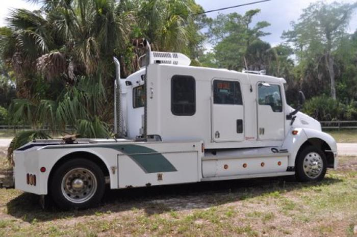 kenworth pickup conversion kit - 700×465