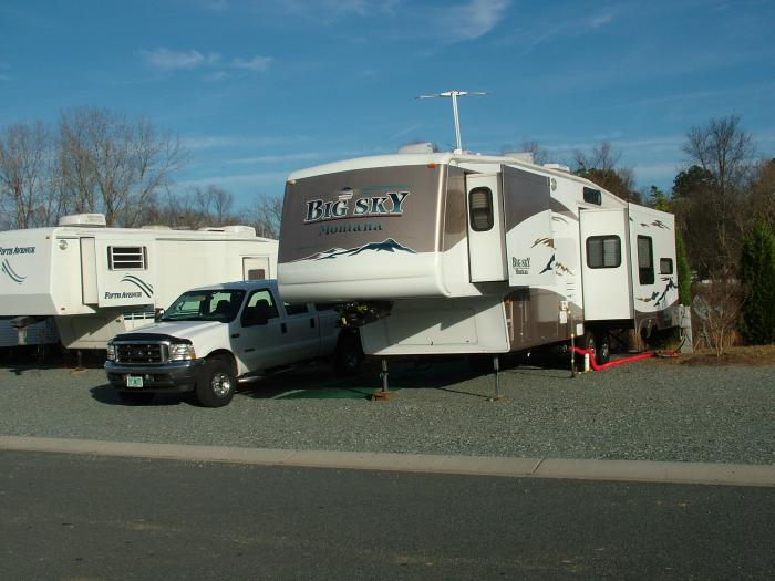 Recreational Vehicles Fifth Wheel Trailers 2003 Keystone